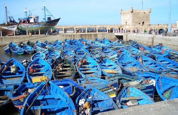 Photo of Essaouira : Mise en service effective du nouveau chantier naval du port
