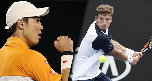 Photo de L'un des plus longs matches de tennis enregistré à l'open d'Australie