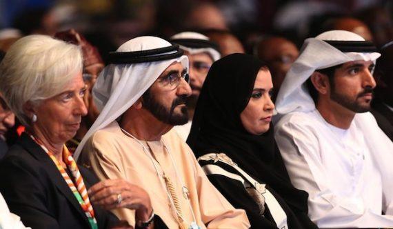 Photo de Le Maroc au 7e Sommet mondial des gouvernements à Dubaï