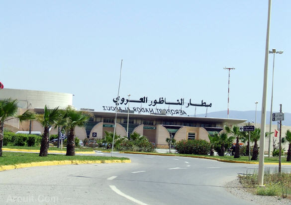 Photo of Aéroport de Nador : hausse de 5% du trafic en janvier