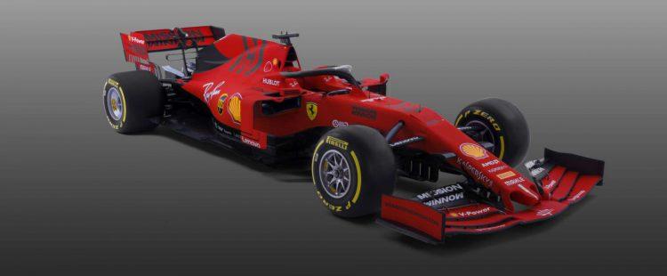 Photo of F1 : La SF90, nouvelle monoplace de Ferrari