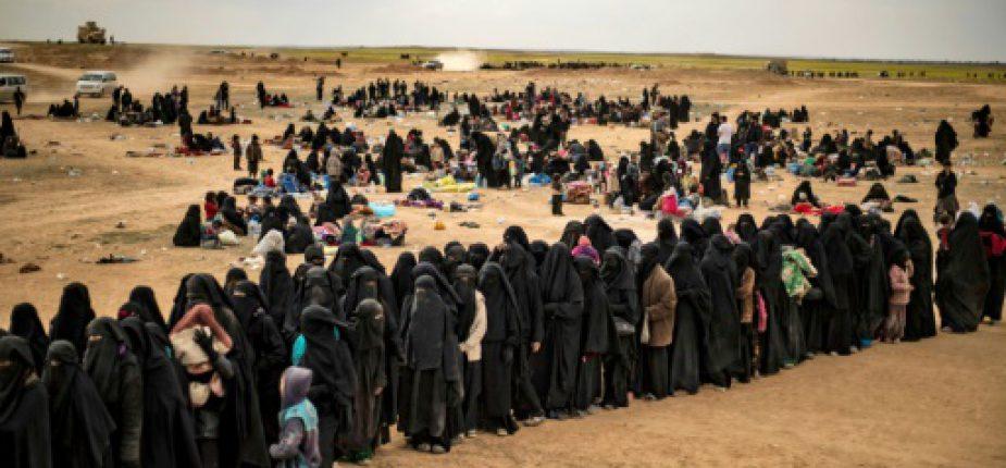Photo de Huit marocains rapatriés de Syrie : Washington salue l'opération