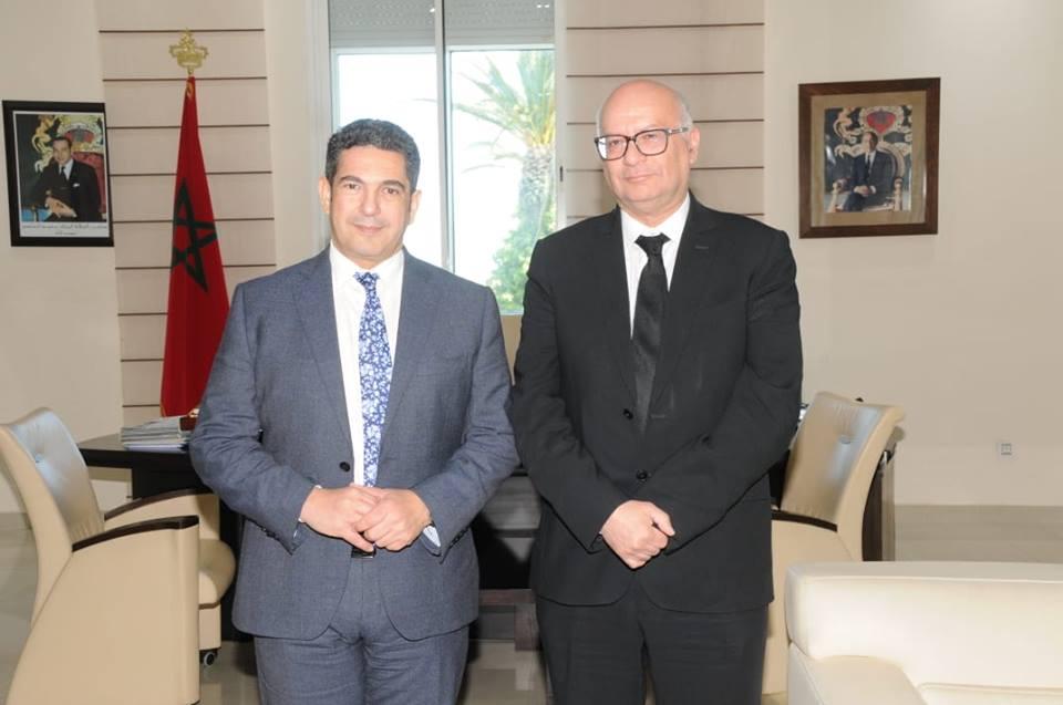 Photo of L'Education nationale et le CNDP renforcent leur partenariat