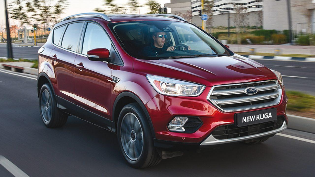 Ford Kuga 1.5 diesel. Boosté par ses qualités - LesEco.ma