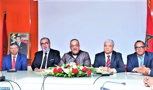 Photo de L'ISIC accueille son nouveau directeur