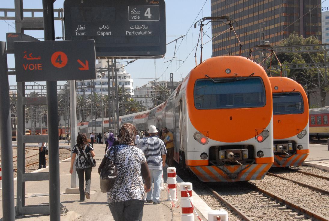 Photo of Train+Auto, le premier service d'intermodalité complémentaire au train est lancé