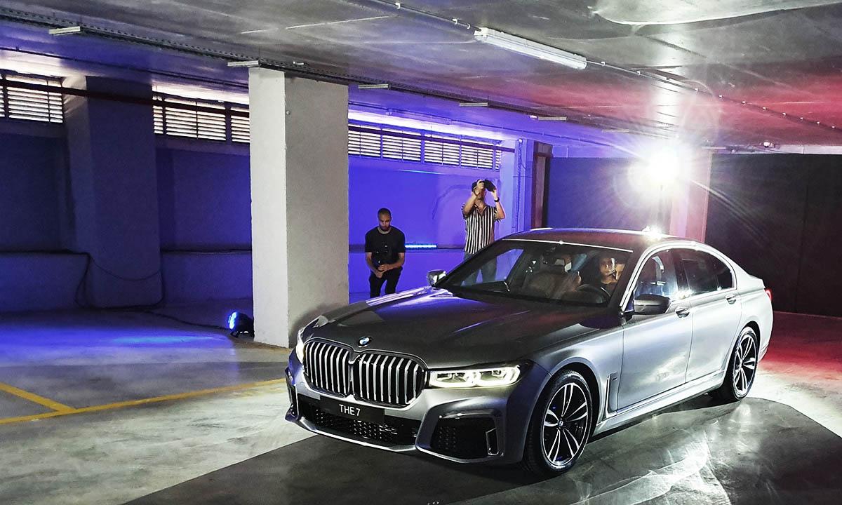 Photo of BMW Série 7 et X7. Le nouveau duo «VVIP» de chez BMW