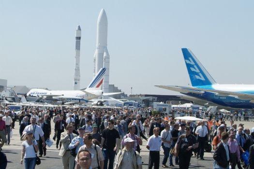 Photo of Participation du Maroc au Salon  International de l'Aéronautique du Bourget