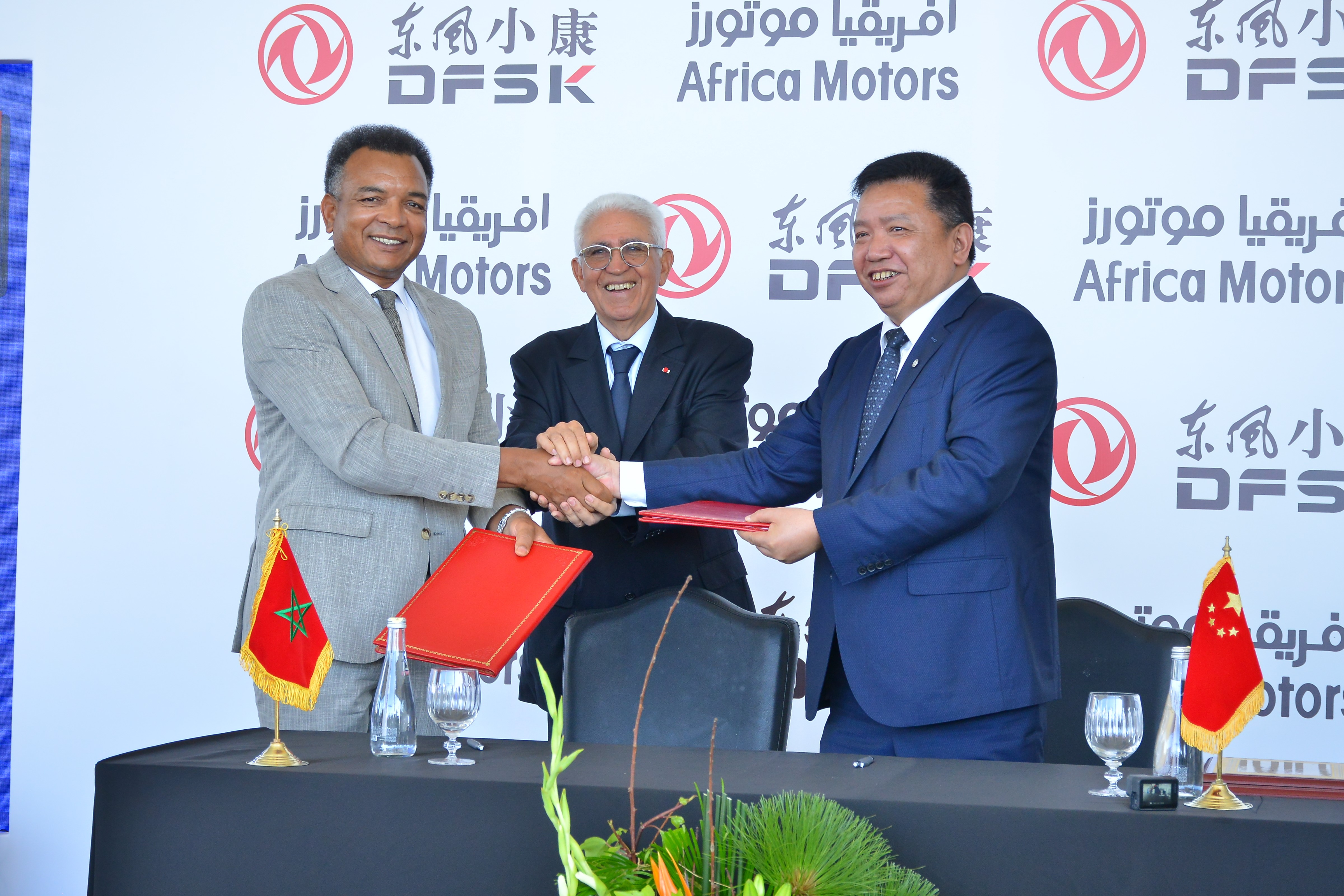 Photo of DFSK-Africa Motors. Des voitures électriques au Maroc à partir de 2020