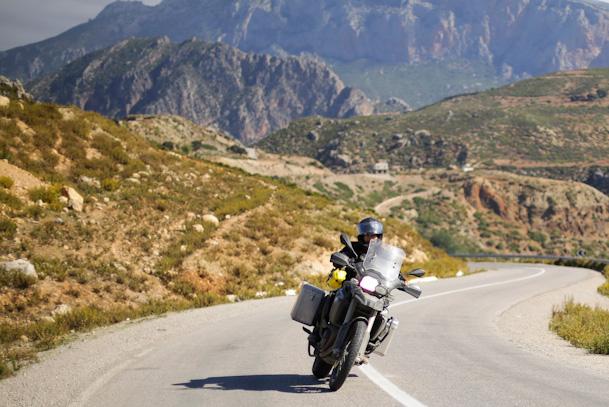 Photo of Lancement de la première édition du  «Morocco Motorcycle Tour»