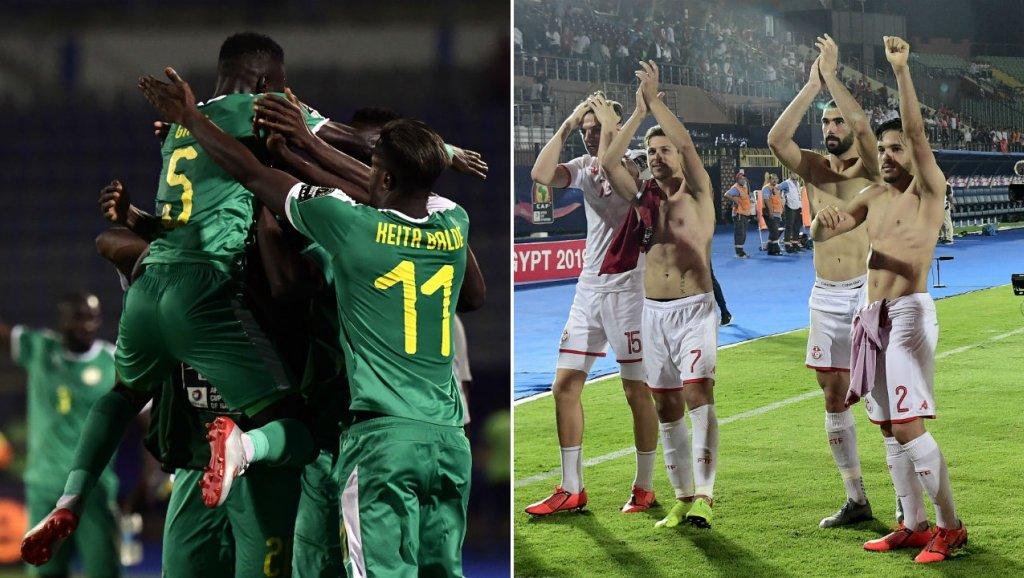 Photo of Le Sénégal en finale, fin de parcours pour la Tunisie