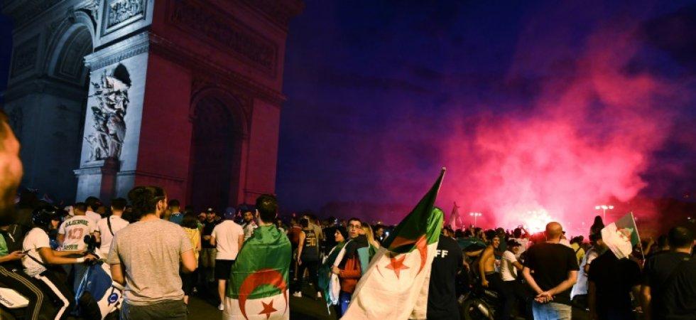 Photo of Heurts, pillages, chaos… Débordements en France après la victoire de l'Algérie