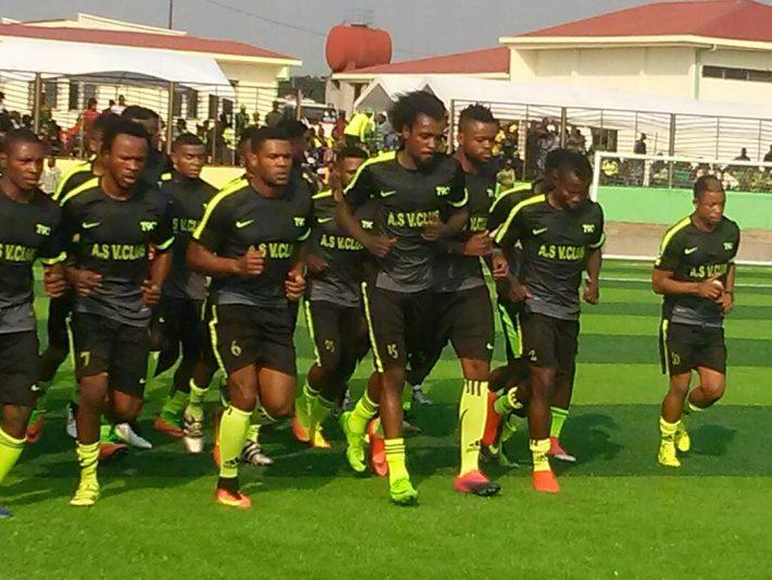 Photo de Quatre joueurs de l'AS Vita Club auraient fui pour le Maroc