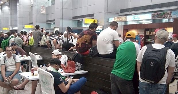 Photo of Des centaines d'Algériens sont bloqués au Caire