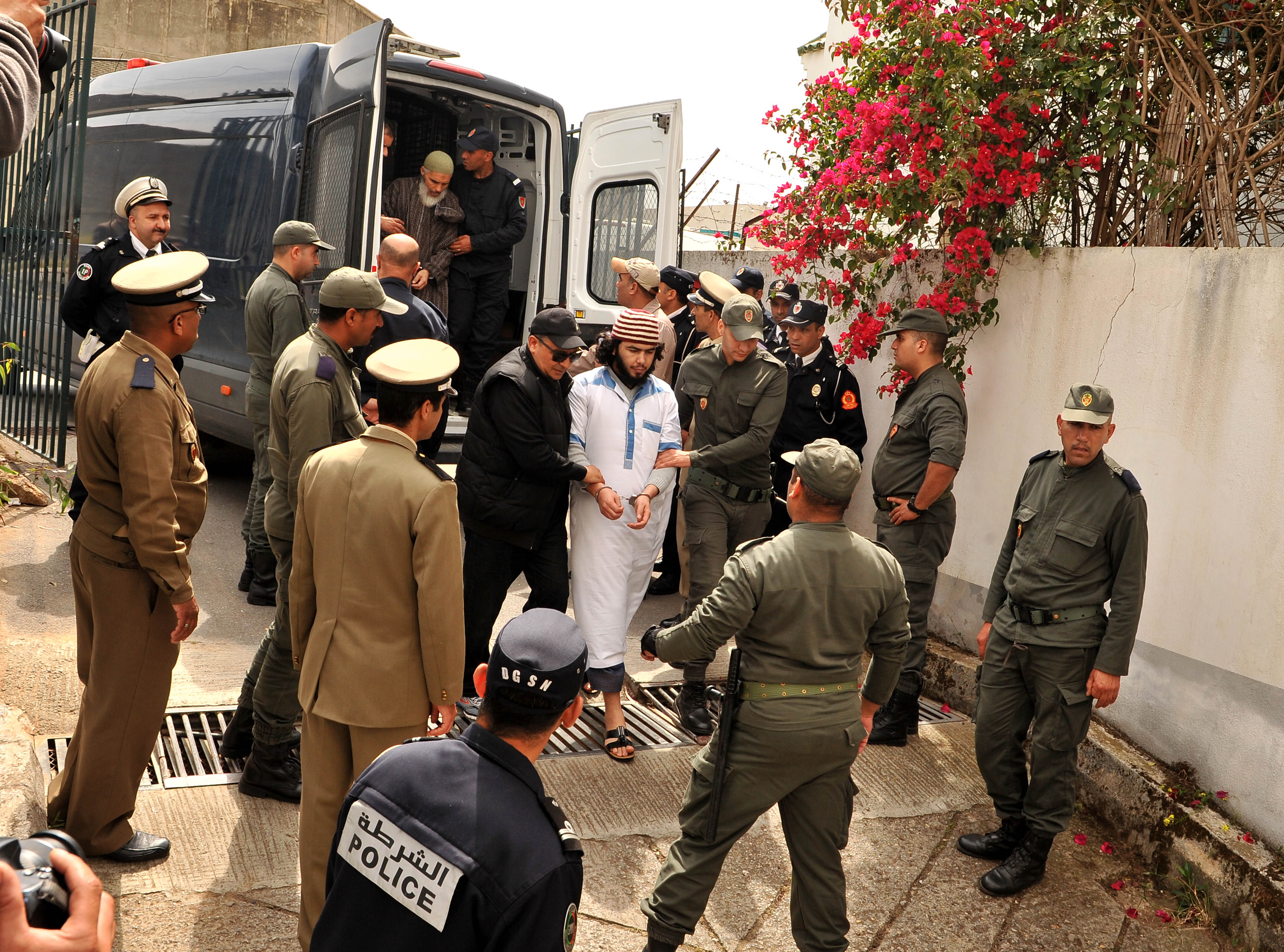 Photo de Meurtre d'Imlil : début du procès en appel