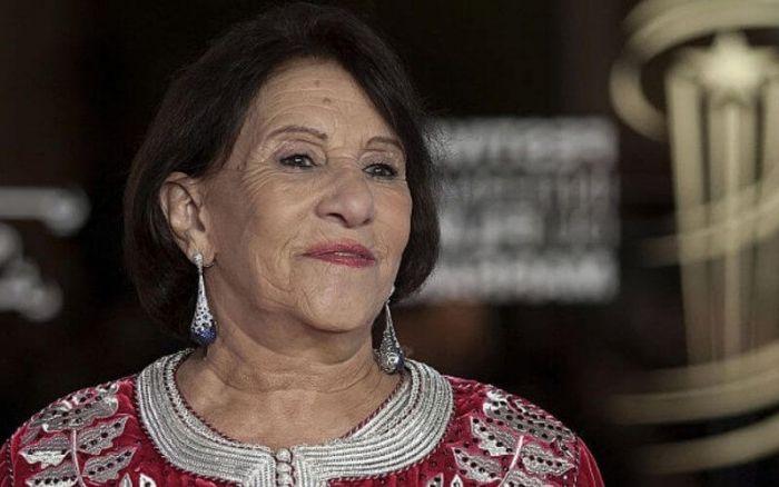 Photo of Décès de l'actrice Amina Rachid