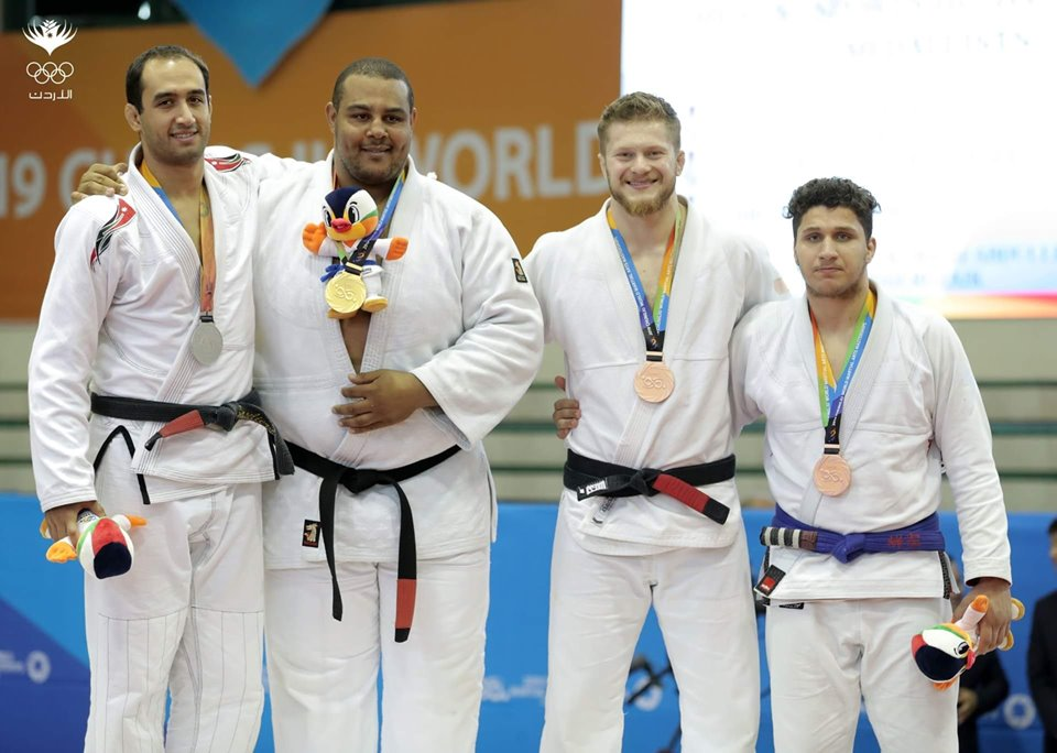 Photo of Jiu Jitsu : Seif Eddine Houmine décroche la médaille d'or à Seoul