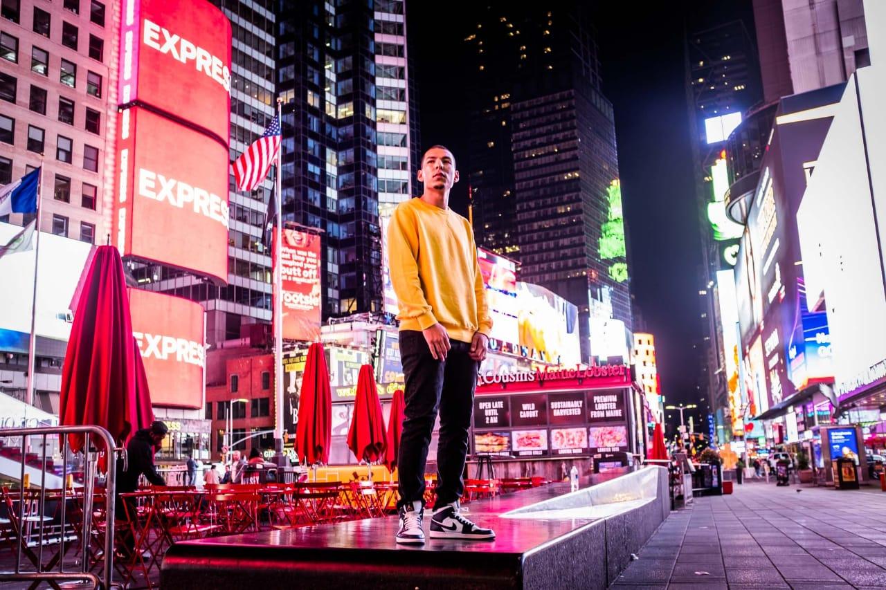 Photo de Un Marocain nommé Ambassadeur du HipHop aux Etats-Unis