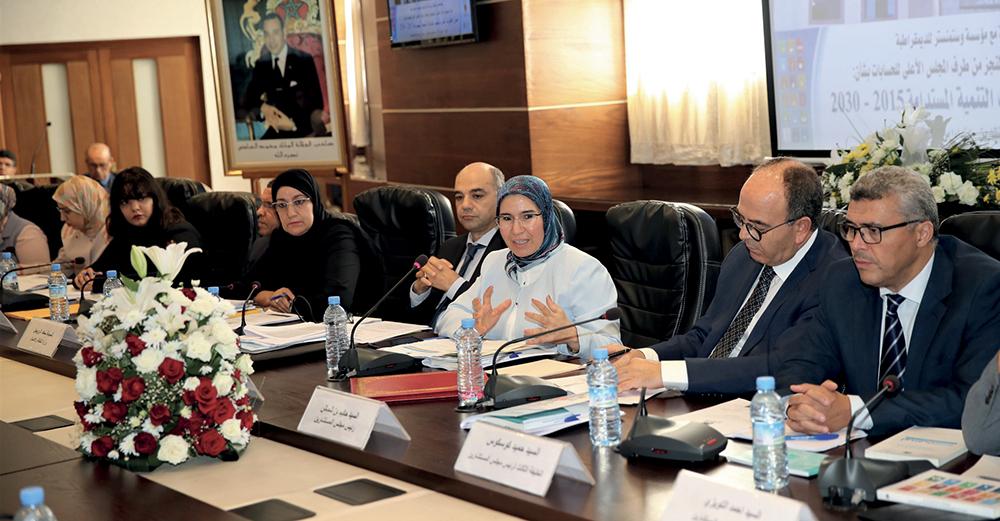 Photo of Nezha El Ouafi répond à la Cour des comptes
