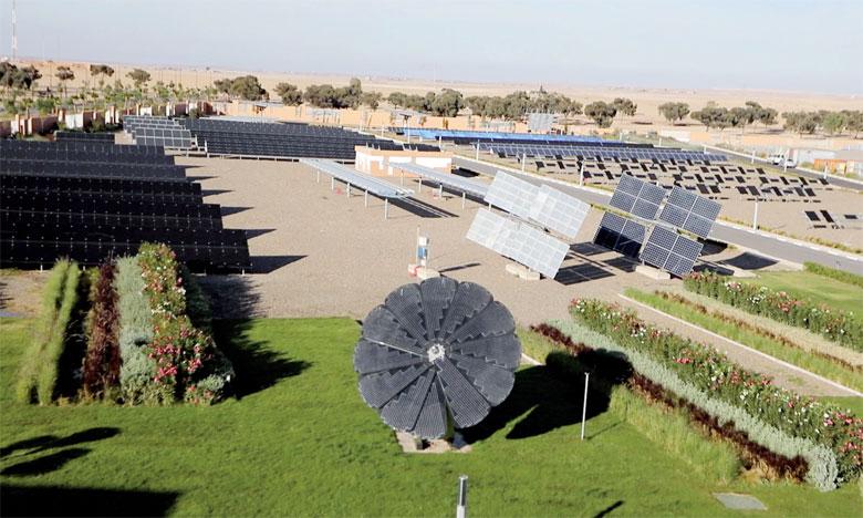 Photo de La construction du «Solar Decathlon Africa» avance à grands pas