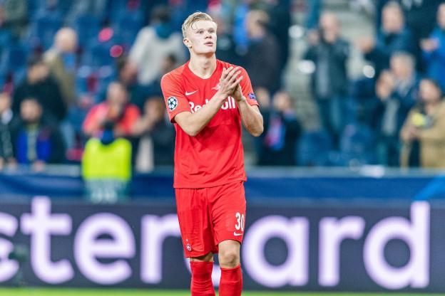 Photo of Le prodige norvégien Erling Haaland s'engage avec Dortmund