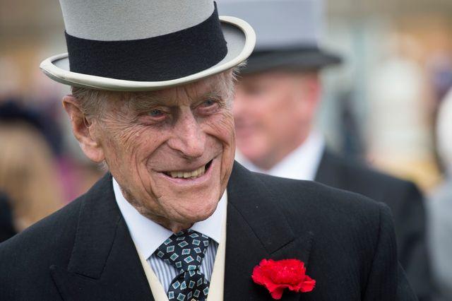 Photo of Le prince Philip hospitalisé à Londres