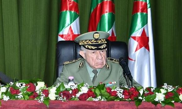 Photo of Saïd Chengriha remplace Gaïd Saleh à la tête de l'Armée algérienne