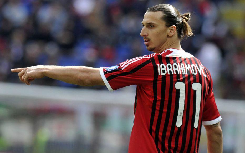 Photo of AC Milan : Ibrahimovic présenté à la presse ce vendredi