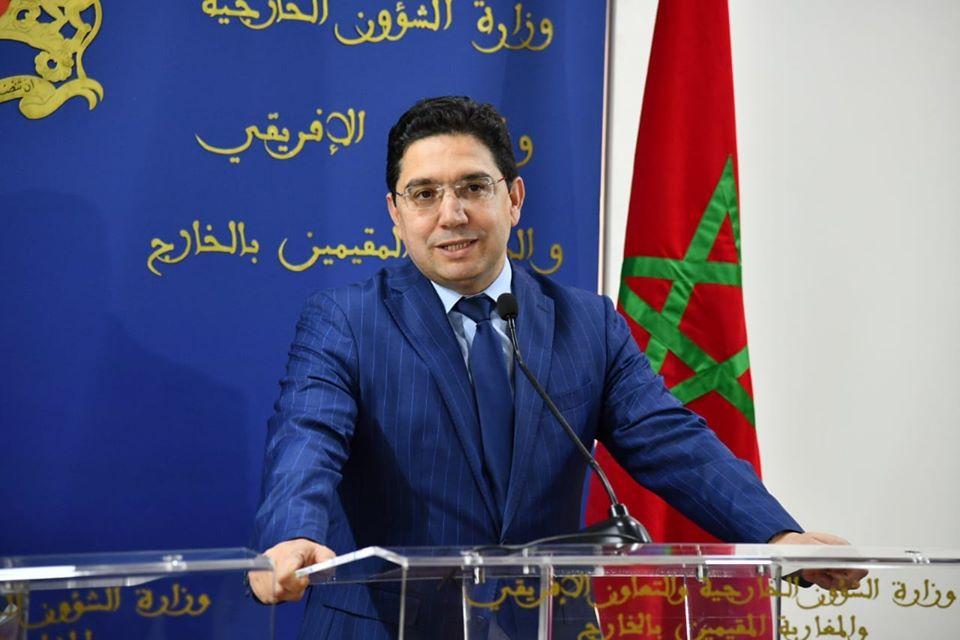 Photo de Plan de paix pour le Proche-Orient. La position marocaine