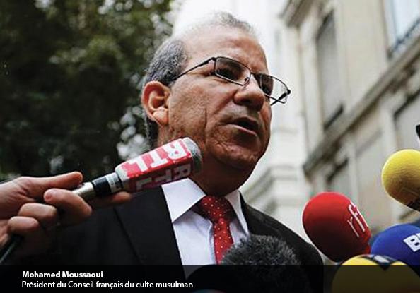 Photo of Conseil français du culte musulman: Fraîchement élu, Mohamed Moussaoui explique ses priorités