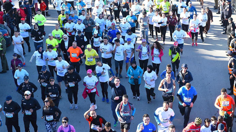 Photo of Marathon international de Fès : Les résultats