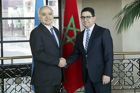Photo de Libye. L'ONU remercie le Maroc pour «ses efforts de paix»