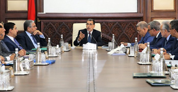 Photo de Conseil de gouvernement. La réforme universitaire et la commission de suivi de la réforme de l'éducation au menu