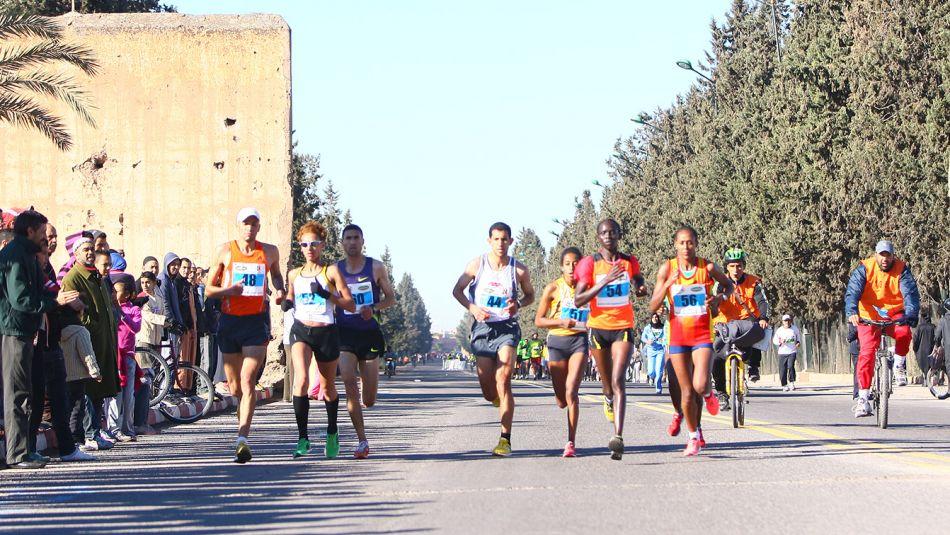 Photo of Marathon de Marrakech. 13.000 participants sont attendus !