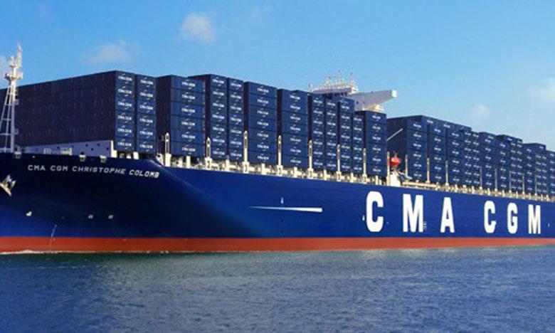 Photo of Accompagnement des start-ups. CMA CGM scelle deux partenariats