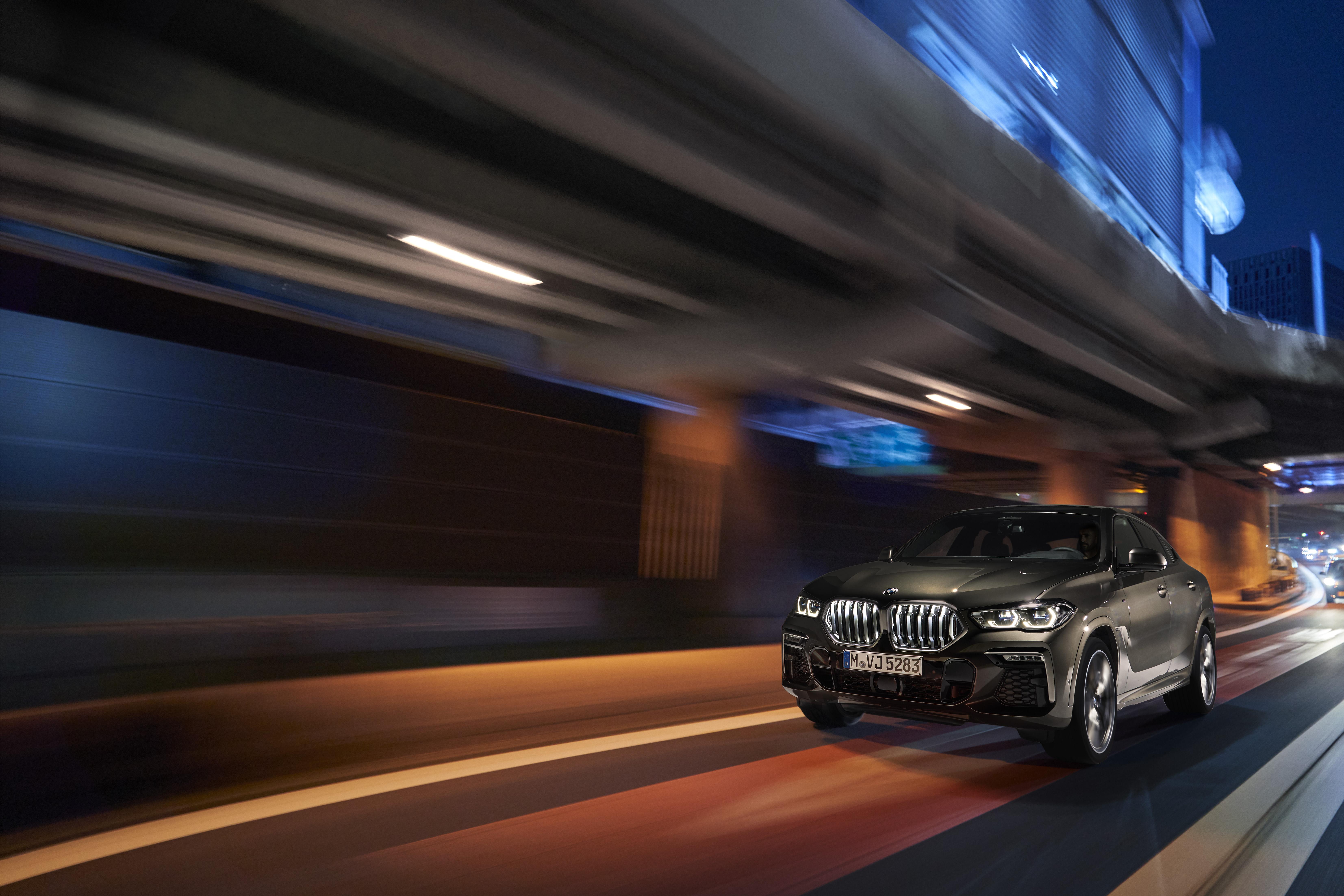 Photo of BMW. Le nouveau X6 débarque dans le réseau SMEIA
