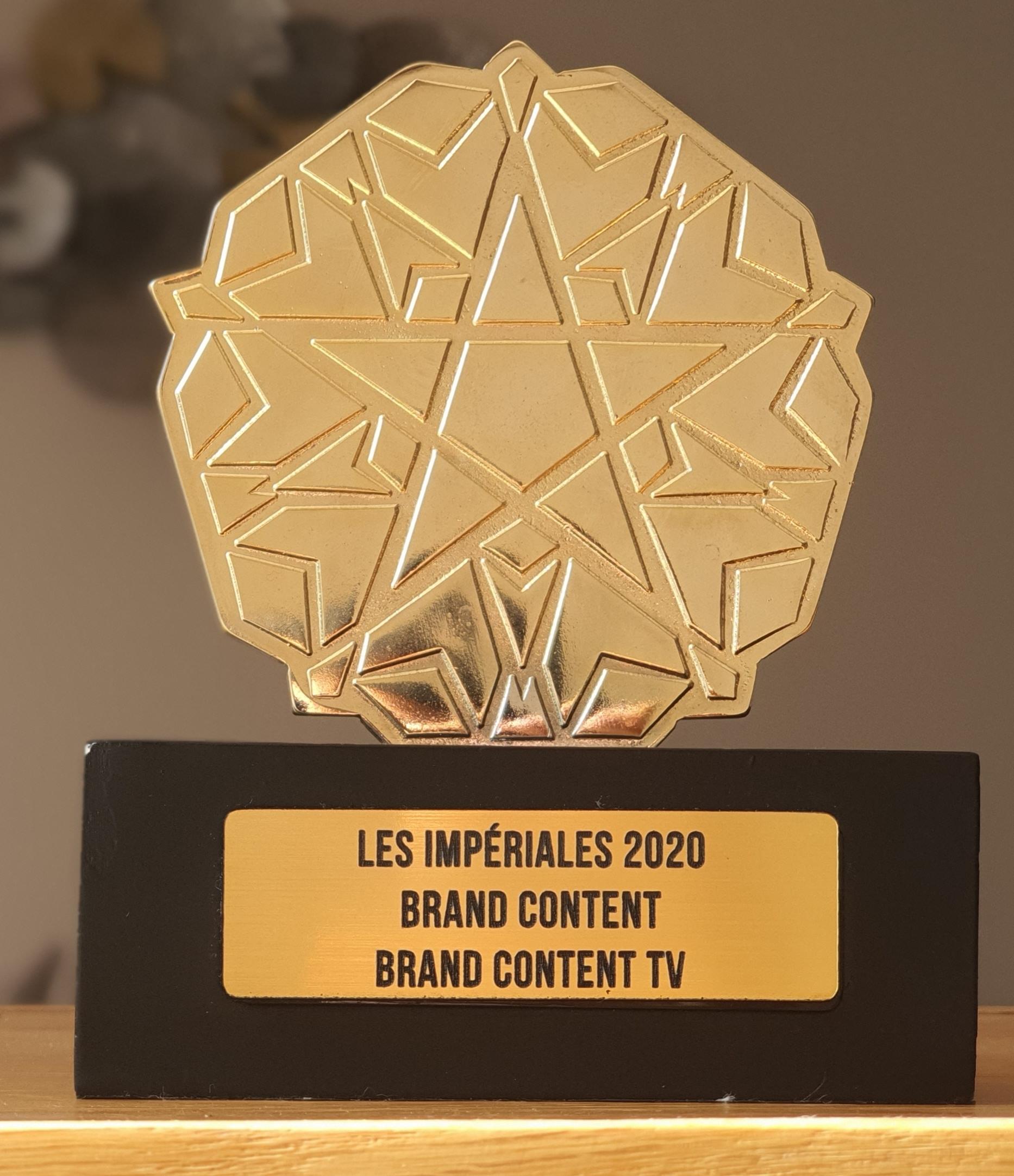 Photo of MDJS. Nt7arko, meilleure campagne Brand Content TV de l'année