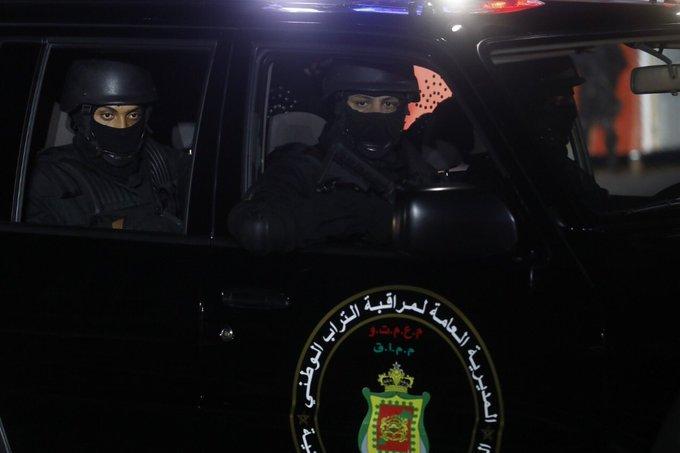 Photo de Terrorisme. Six autres personnes arrêtées par le BCIJ