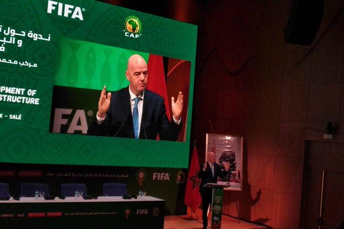 Photo of Le président de la FIFA propose une CAN tous les quatre ans