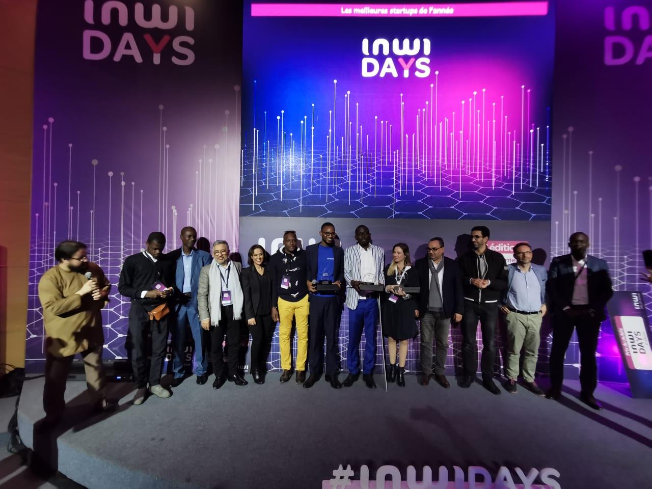 Photo de inwiDAYS. L'inclusion financière récompense ses startups africaines innovantes
