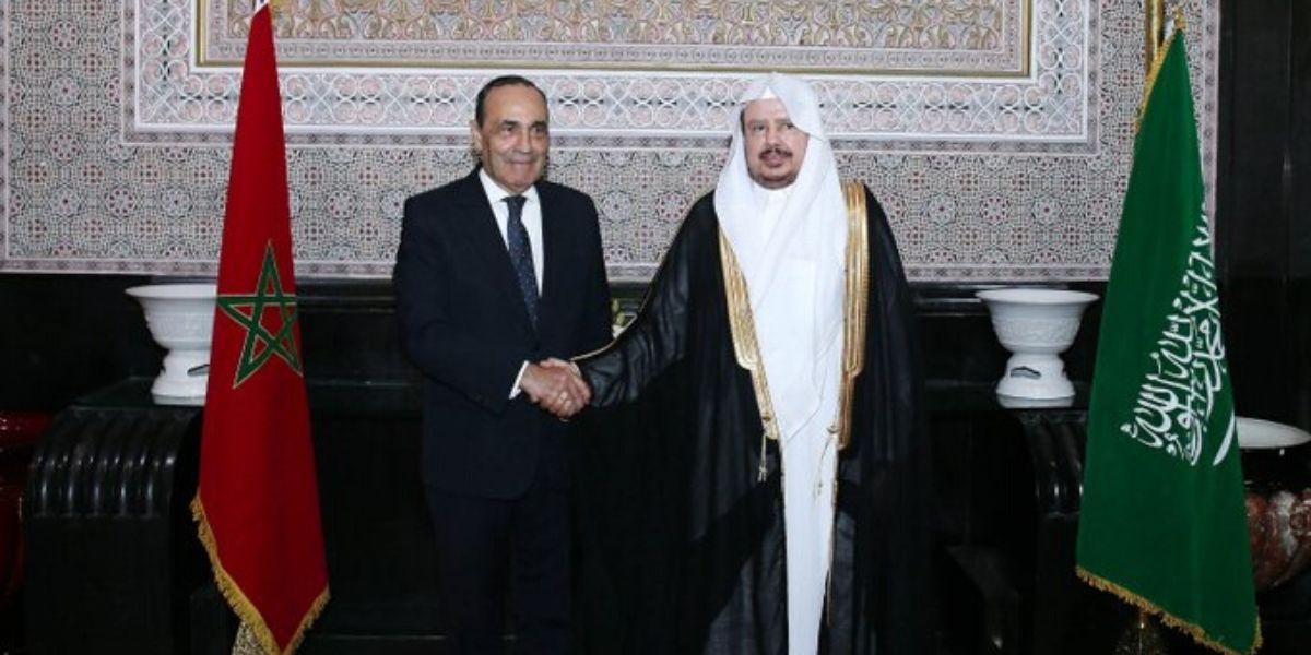 Photo de Le président du Conseil saoudien de la Choura en visite au Maroc