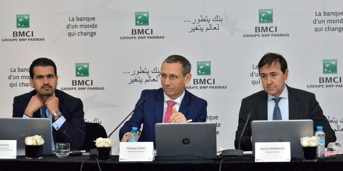 Photo de BMCI: La performance au rendez-vous
