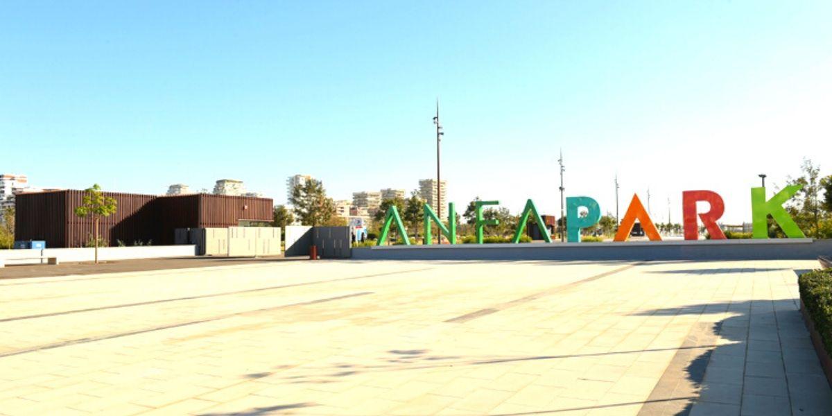 Photo of Casablanca: Anfa Park ouvre ses portes au public