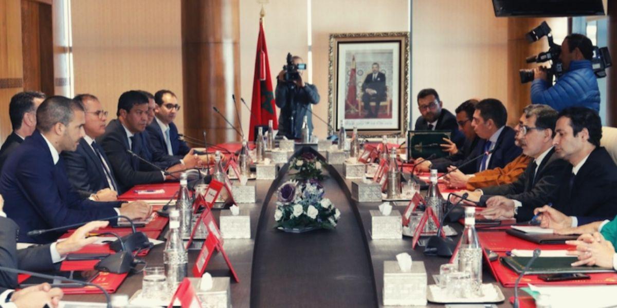 Photo de Conseil de veille économique: un soutien au secteur informel en deux temps