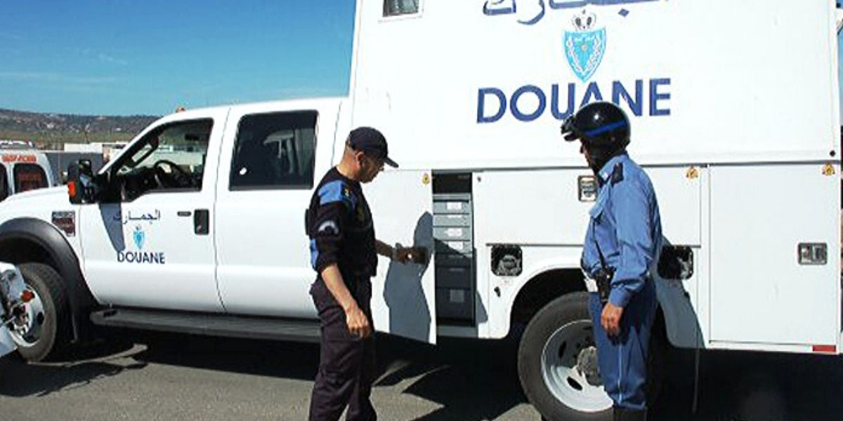 Photo de Port Tanger Med: Plus de 3 MDH de marchandises de contrebande saisies en une journée