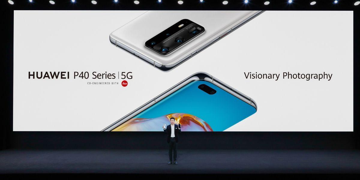 Photo of Huawei: lancement mondial de la série P40