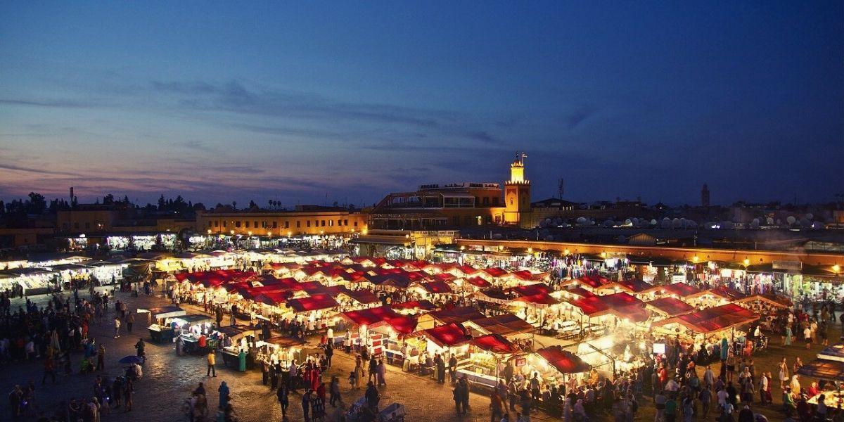 Photo of Coronavirus: Marrakech aussi fait le grand ménage