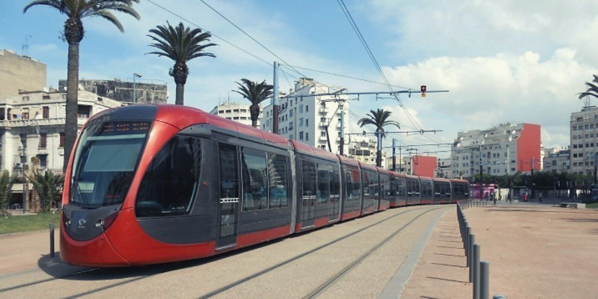 Photo de Tramway de Casablanca: mesures restrictives pour les passagers