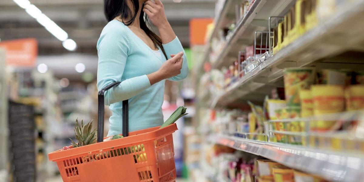 Photo de Indice des prix. Les produits alimentaires derrière une légère hausse en mars
