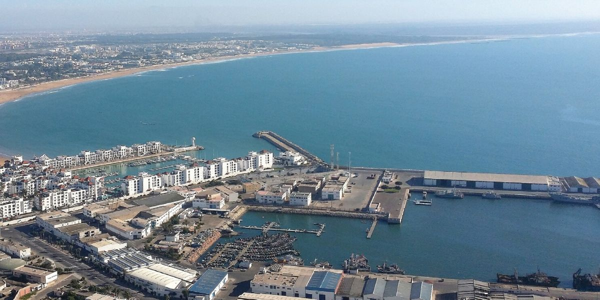Photo of Transport maritime: À peine lancée, la ligne Agadir-Vendres suspendue